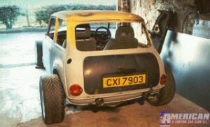 Chopped And Screwed Hot Rod Mini Cooper Dfwstangs Forums